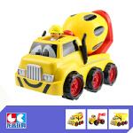 龙昌 工程车系列 遥控电动儿童玩具