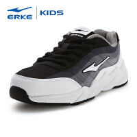 鸿星尔克童鞋2017新款男童运动鞋防滑跑步鞋学生鞋子中大童休闲鞋