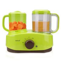 家用多功能搅拌果汁婴儿料理机蒸汽加热宝宝辅食机米糊