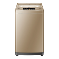 【当当自营】Haier/海尔 EB80BDF9GU1 8公斤全自动波轮洗衣机
