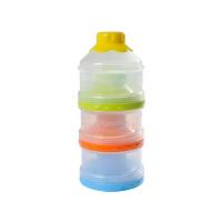 【当当自营】Pigeon贝亲 大容量独立开口三层奶粉盒  CA07 贝亲洗护喂养用品
