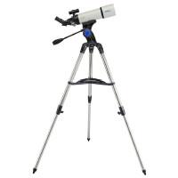 博冠天王系列 80/500 便携式天文望远镜 可接单反相机拍照 摄影镜头不锈钢脚架更稳定