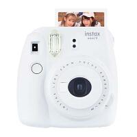 Fujifilm/富士 instax mini9一次成像相机 拍立得胶片 - 烟灰白