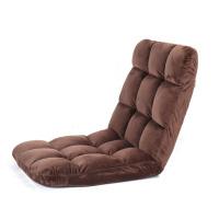 折叠懒人沙发创意单人地板榻榻米床上靠背椅懒人椅子