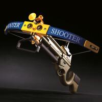 儿童弓箭射击玩具带红外线仿真弩 反曲弓户外体育运动射箭器材