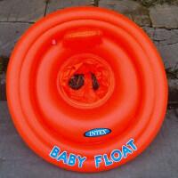 INTEX婴儿浮圈56588 婴儿座圈 婴儿游泳圈 充气游泳圈
