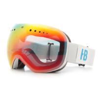滑雪镜 滑雪眼镜 大视野 高清防雾  防雪盲 可戴近视