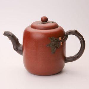 【只有一个】七八十年代出口创汇期紫砂壶