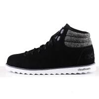 阿迪达斯NEO男鞋16冬季新款保暖马丁靴高帮休闲鞋AW5229  AW5230