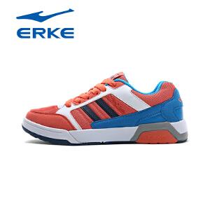 鸿星尔克erke滑板鞋休闲鞋女新款拼接撞色学生鞋