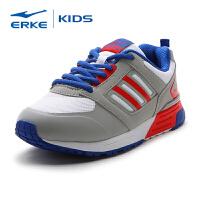 鸿星尔克(ERKE)童鞋 男童2017春季新款儿童运动鞋时尚休闲鞋跑步鞋中大童男女童鞋