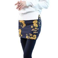 带裙子的打底裤女假两件包臀保暖紧身裤外穿加绒裤裙冬季长裤