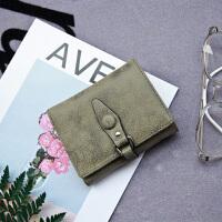欧美时尚潮流2017春季新款短款复古质感钱包女包包短款钱夹卡位包  CY-859