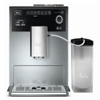 德国 Melitta/美乐家 CAFFEO CI全自动咖啡机银色 一键式卡布奇诺
