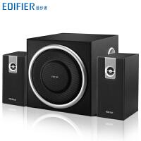 Edifier/漫步者 R308PK 台式电脑音箱 K歌音响 2.1声道多媒体木质重低音炮