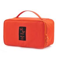 旅行收纳袋袜子文胸内裤整理箱袋盒有盖包 内衣收纳包