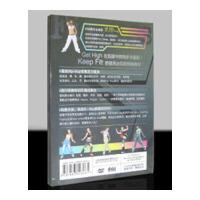 嘻哈瘦身街舞 DVD 自由 个性 激情 动感