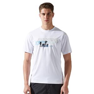 凯瑞摩karrimor2017新款速干T恤男士运动户外短袖 圆领