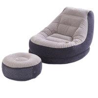 创意懒人充气气垫沙发床单人沙发座椅简易躺椅