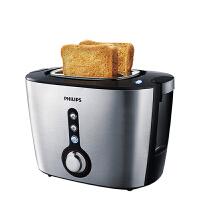 Philips/飞利浦 HD2636家用全自动双烘烤面包机早餐吐司机多士炉正品