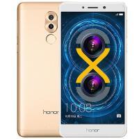 Huawei 荣耀畅玩6X 移动版全网通尊享版4G手机 4+64GB
