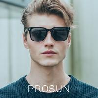 Prosun保圣 新款男士太阳镜开车墨镜 偏光蛤蟆镜PS5001