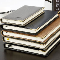 晨光时尚硬皮本 锋彩系列 A5/B5笔记本文具 硬面抄 APYE8799系列