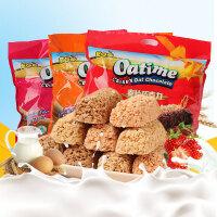 包邮 马来西亚进口EGO燕麦巧克力468g*3 办公休闲午后点心小零食