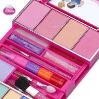 迪士尼公主彩妆盒儿童化妆品套装礼盒女孩过家家儿童玩具礼物