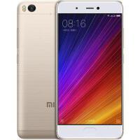 MI小米5s 金色 (3GB+64GB)全网通移动联通电信4G手机5.15 英寸 指纹识别 双卡双待