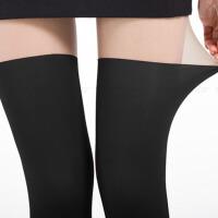 3条装春秋假大腿袜假高筒长筒连裤袜拼接半截过膝袜子