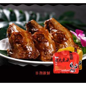 【高坪馆】蜀粹坊 双流兔头 麻辣五香味 268g 四川特产成都小吃双流老妈兔头休闲零食