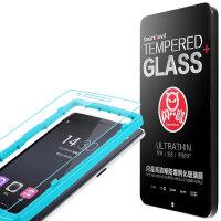 闪魔 一加钢化玻璃膜 oneplus 1+高清抗蓝光防爆防指纹手机贴膜