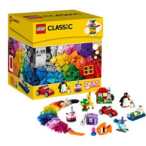 [当当自营]LEGO 乐高 CLASSIC经典创意系列 经典创意箱 积木拼插儿童益智玩具 10695