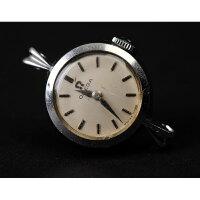 瑞士欧米伽女士机械手表