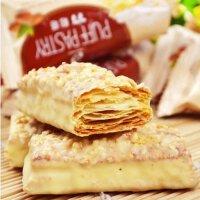 77松塔千层酥蜜兰诺松塔台湾特产零食品饼干休闲食品
