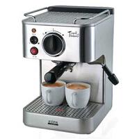 Eupa/灿坤 TSK-1819A 泵压意式浓缩高压家用 半自动咖啡机 联保