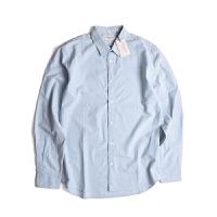 Levis/李维斯男士衬衫长袖衬衣春季新款衬衣修身衬衣纯棉衬衣纯色素色衬衣