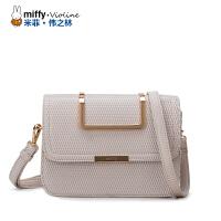 Miffy米菲2017新款斜跨单肩包韩版潮流手提包小方包女包包袋
