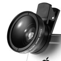 【当当直营】【礼品卡】手机镜头 广角 微距 拍照相神器 iphone7苹果iPhone6套装镜头 7plus手机通用单反外置摄像头