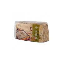 特力和乐 台湾地区进口黄金荞麦长寿面条600g 天然健康方便面食品
