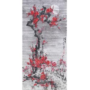 王进东(春归1)河南省美术家协会会员