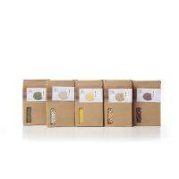 【本来生活】八珍玉食礼盒8品(小米+黄豆+高粱米+玉米糁+绿豆+红小豆+薏仁米+荞麦)