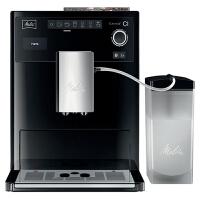 德国 Melitta/美乐家 CAFFEO CI全自动咖啡机黑色 一键式卡布奇诺
