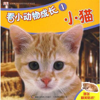 《看小动物成长1:小猫》(英国d.)【简介