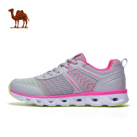 骆驼牌运动 2017新品女款运动跑步鞋透气轻便减震女款越野跑鞋
