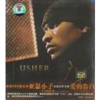 亚瑟小子 Usher《爱的告白 Confessions》正版CD