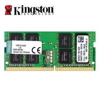 Kingston金士顿内存条 DDR4 8G笔记本内存(PC4-2133);1.2V低电压内存;电脑升级内存扩容