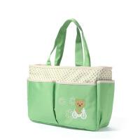 妈咪包单肩手提多功能妈妈包母婴外出行包