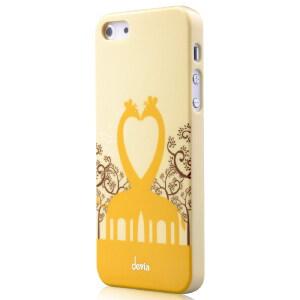 【当当自营】 DEVIA迪沃 0964 迪沃iPhone5/5S缤纷系列保护壳爱情小鹿 黄色
